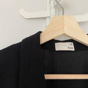 WILFRED FREE The Tie-Front Blouse -Size XS (NWOT)